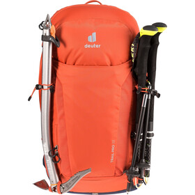 deuter Trail Pro 32 Backpack paprika/marine